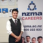 We hear from our students at the NZMA Careers Expo